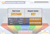 Somewhere Beyond + Highscore (Perfect Game)