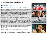 86 - The Caine Mutiny